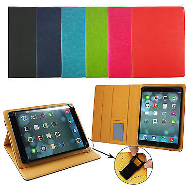 £6.99 • Buy Universal Wallet Case Cover Fits Haehne 9.6 Inch Google Tablet PC