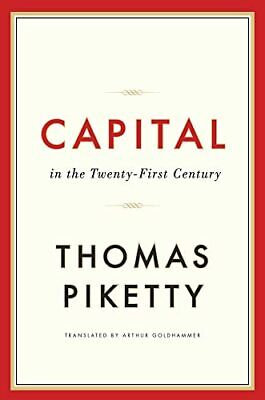 £7.49 • Buy Capital In The Twenty-First Century By Arthur Goldhammer Book The Cheap Fast