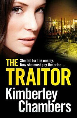 £5.49 • Buy The Traitor By Kimberley Chambers Book The Cheap Fast Free Post