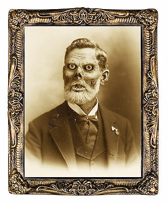 $ CDN23.06 • Buy Halloween Holographic Portrait Pappy Fungus Prop Decoration Haunted House