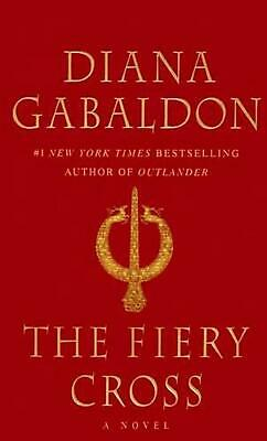 AU44.21 • Buy The Fiery Cross By Diana Gabaldon (English) Prebound Book Free Shipping!