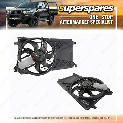 AU305.70 • Buy Superspares Radiator Fan For Ford Focus Lv 03/2009 - On Brand New