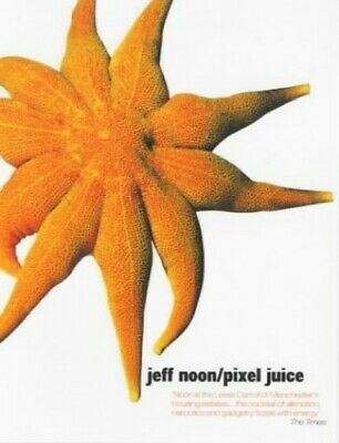 £3.99 • Buy Pixel Juice By Noon, Jeff Paperback Book The Cheap Fast Free Post