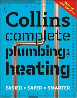 £7.09 • Buy Collins Complete Plumbing And Heating By Day, David Hardback Book The Cheap Fast
