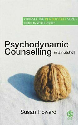 £20.99 • Buy Psychodynamic Counselling In A Nutshell By Howard, Susan Paperback Book The