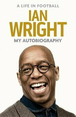 £2.99 • Buy A Life In Football: My Autobiography By Ian Wright Book The Cheap Fast Free Post