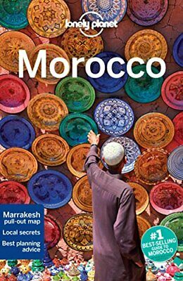 £5.49 • Buy Lonely Planet Morocco (Travel Guide) By Ranger, Helen Book The Cheap Fast Free