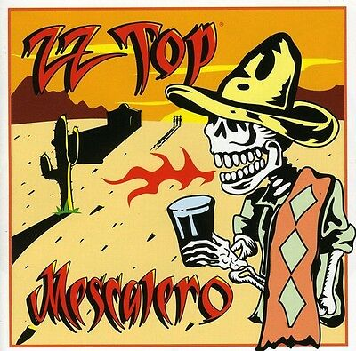AU15.13 • Buy ZZ Top - Mescalero [New CD]