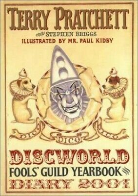 £8.49 • Buy Discworld Fools' Guild Yearbook And Diary 2001 By Briggs, Stephen Hardback Book