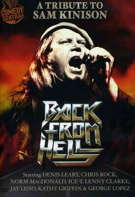 AU19.43 • Buy Back From Hell: A Tribute To Sam Kinison [New DVD] Ac-3/Dolby Digital,