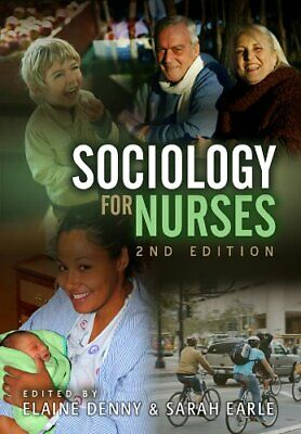 Sociology For Nurses Paperback Book The Cheap Fast Free Post • 13.99£