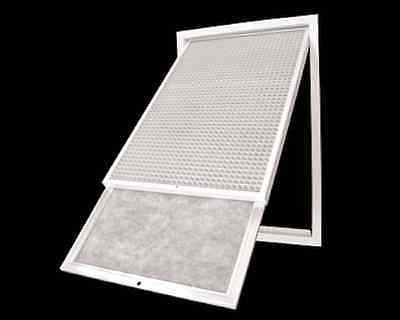 AU19.50 • Buy Air Filter Material Ducted Air Conditioner Return Media Only (Grey) No Frame
