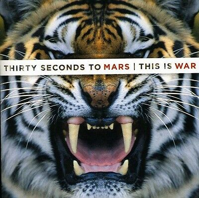 £13.21 • Buy 30 Seconds To Mars - This Is War [New CD]