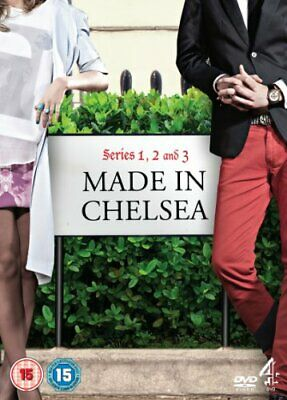 Made In Chelsea - Series 1-3 [DVD] - DVD  0UVG The Cheap Fast Free Post • 3.49£