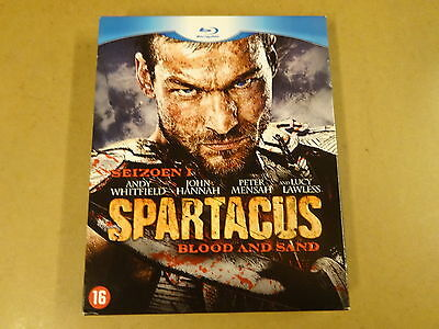 £8.54 • Buy 4-disc Blu-ray / Spartacus - Blood And Sand - Season 1 ( Andy Whitfield... )