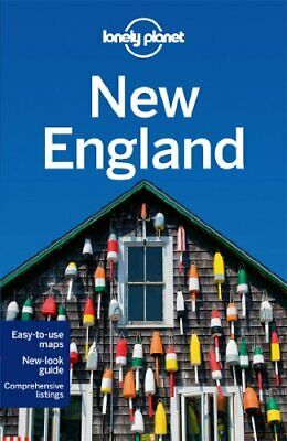 £3.29 • Buy Lonely Planet New England (Travel Guide) By Sieg, Caroline Book The Cheap Fast