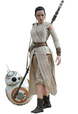 $ CDN412.37 • Buy Star Wars - Rey & Bb-8 1:6 Scale Action Figure Set - Hot Toys Free Shipping!