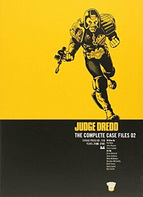 Judge Dredd: Complete Case Files, Vol. 2 By WAGNER, JOHN Paperback Book The • 10.99£