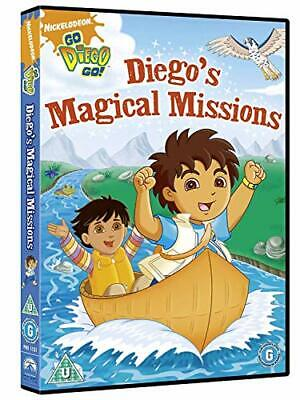 £3.49 • Buy Go Diego Go!: Diego's Magical Missions [DVD] - DVD  5EVG The Cheap Fast Free