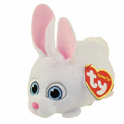 $ CDN13.86 • Buy Ty Teeny Tys SNOWBALL (The Secret Life Of Pets) Stackable Plush Animal Toy MWMTs