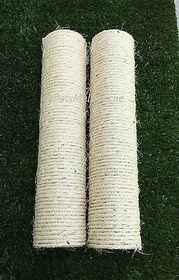 AU20 • Buy New Cat Tree Scratching Post All SISAL Wrapped Poles Or Screws Replacement Parts