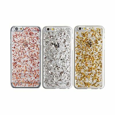 AU4.95 • Buy Glitter Bling Gel Pattern TPU Case Cover For Apple IPhone 5 SE 6 6S 7 8 Plus X