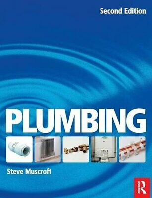 £16.99 • Buy Plumbing By Muscroft, Steve Paperback Book The Cheap Fast Free Post
