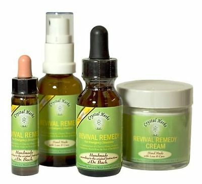 £4.99 • Buy Bach Revival / Rescue Remedy Combination For Emergency Situations