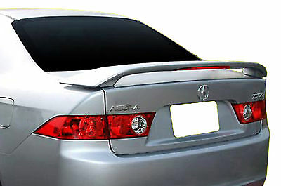 $99 • Buy Unpainted Spoiler For An Acura Tsx Factory Style Spoiler 2004-2008