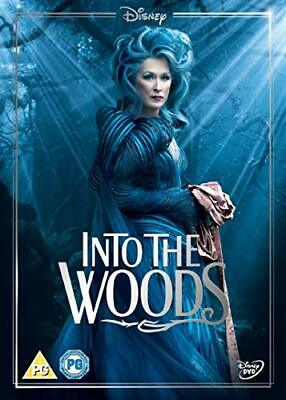 £2.69 • Buy Into The Woods DVD - DVD  CCVG The Cheap Fast Free Post