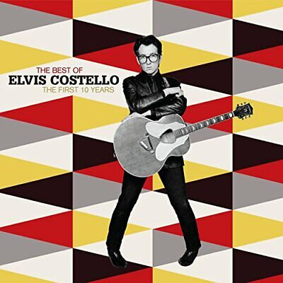 Elvis Costello - The Best Of The First 10 Years - Elvis Costello CD JQVG The The • 3.64£