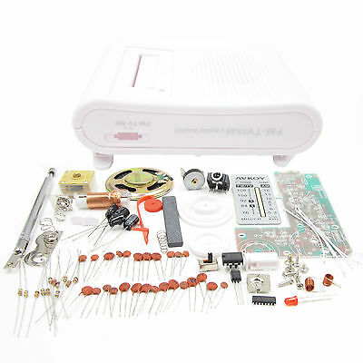 CF210SP AM/FM Stereo Radio Kit DIY Electronic Assemble Set Kit For Learner • 4.27£