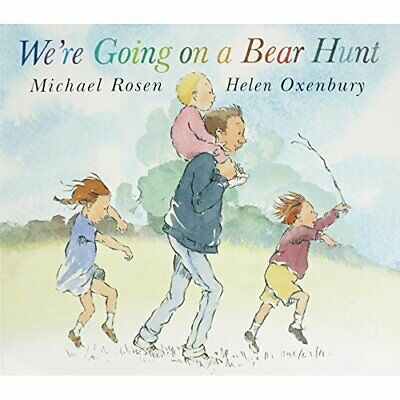 £3.29 • Buy We're Going On A Bear Hunt Book The Cheap Fast Free Post