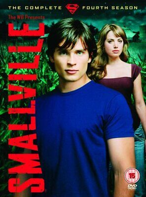 £4.50 • Buy Smallville - The Complete Season 4 [DVD] [2005] - DVD  V4VG The Cheap Fast Free