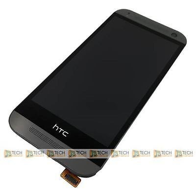 AU90.75 • Buy HTC One Mini 2 LCD Digitizer Frame Black
