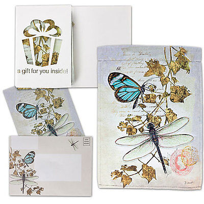 EverGreetings Greeting Card With Garden Flag - NATURAL LIFE - EG-C-2710 • 9.70£