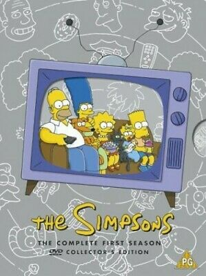 The Simpsons: Complete Season 1 [DVD] - DVD  UNVG The Cheap Fast Free Post • 3.49£