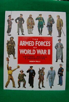 £5.99 • Buy The Armed Forces Of World War II By Mollo, Andrew Book The Cheap Fast Free Post