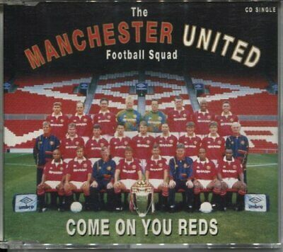 Manchester United Football Club - C... - Manchester United Football Club Cd 00vg • 3.49£