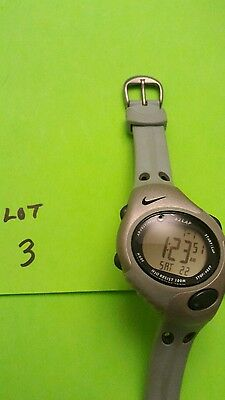 $ CDN28.50 • Buy NIKE LAP Watches  Lot  3, 4 Alpha Project Series And Nike Watch