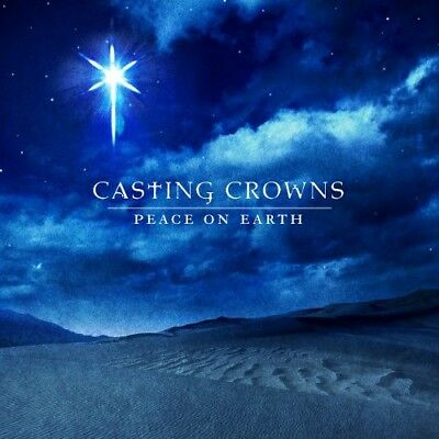 $14.55 • Buy Casting Crowns - Peace On Earth [New CD] Sony Superstar