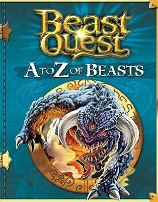 A To Z Of Beasts (Beast Quest) By Blade, Adam Book The Cheap Fast Free Post • 4.99£