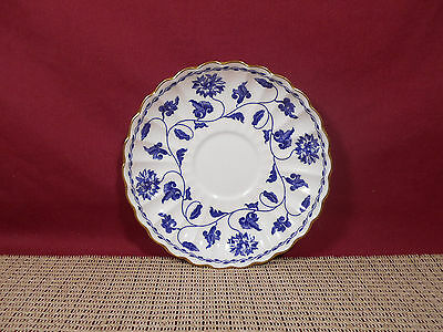 Spode China England Blue Colonel Pattern Saucer 5 1/2  • 8.74£