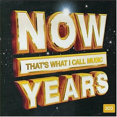 £3.49 • Buy Various Artists - Now That's What I Call Music Years - Various Artists CD KEVG