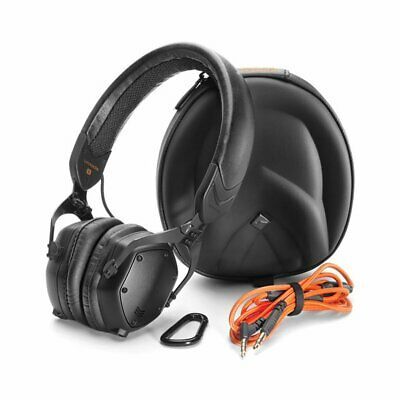 V-Moda XS On-Ear (Matte Black Metal) • 157£