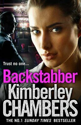 Backstabber: The No. 1 Bestseller At Her Shocking, Gri... By Chambers, Kimberley • 4.99£
