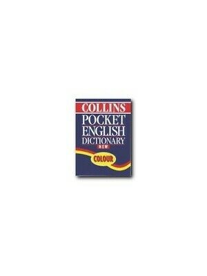 £3.29 • Buy Collins Pocket English Dictionary By Unknown Paperback Book The Cheap Fast Free