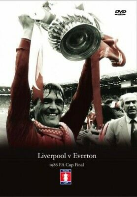 £4.99 • Buy 1986 Fa Cup Final - 1986 FA Cup Final Liverpool FC V Everton [DVD] - DVD  5EVG