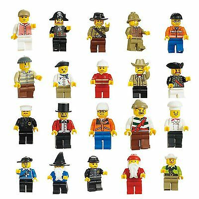 Genuine Lego Minifigures Various Town Sets Choose Your Own • 2.99£
