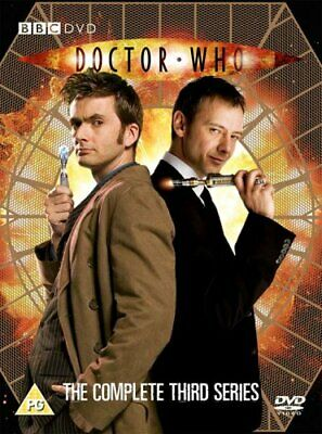Doctor Who - The Complete Series 3 Box Set [DVD] [2007] - DVD  6YVG The Cheap • 3.49£
